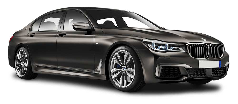 Bmw serie 7 taxi 77